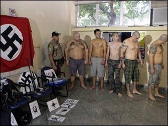 Rio de janeiro grupo neonazista