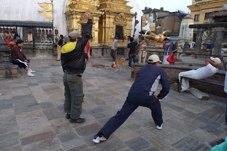 Fitness tibetan