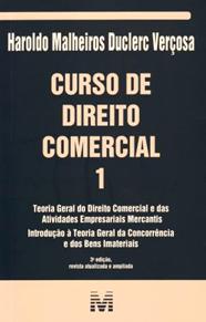 Curso de Direito Comercial - Haroldo Verçosa