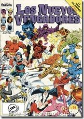 P00028 - Los Nuevos Vengadores #28