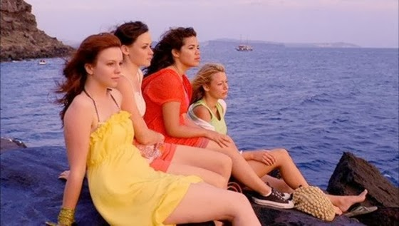 4 amigas e um jeans viajante