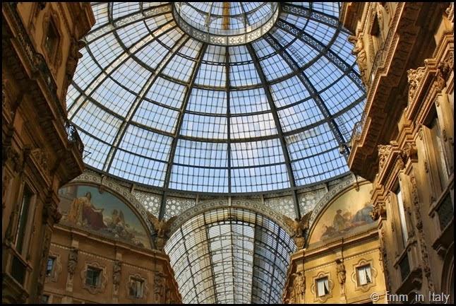 Galleria Vittorio Emanuele II Milan
