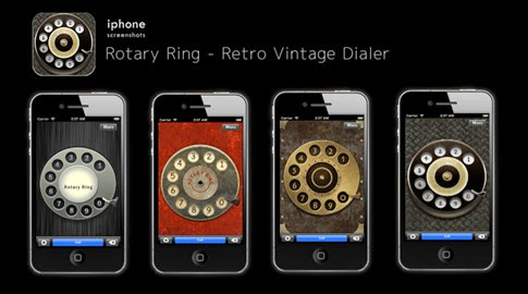 iPhone Retro