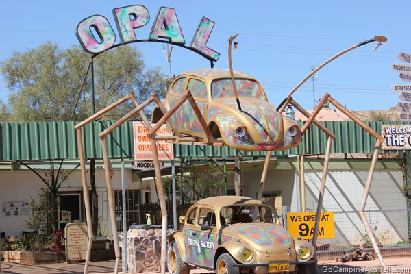 Coober Pedy things to do and see
