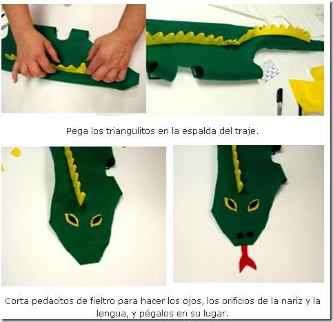 disfraz de dragon para perros