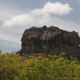 Sigiriya and Dambulla