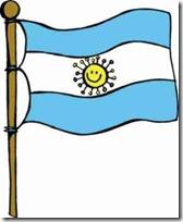 bandera argentina para niños (2)