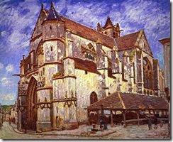 eglise-de-moret-le-soir-sisley-1894