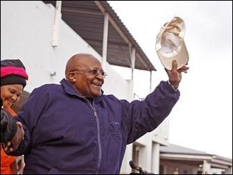 arcebispo Desmond Tutu