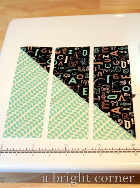 Stair Steps quilt tutorial