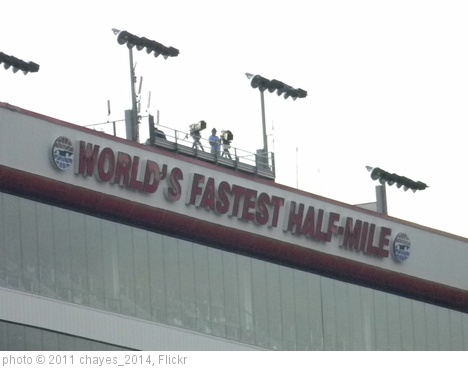 'Bristol Motor Speedway motto' photo (c) 2011, chayes_2014 - license: http://creativecommons.org/licenses/by-sa/2.0/