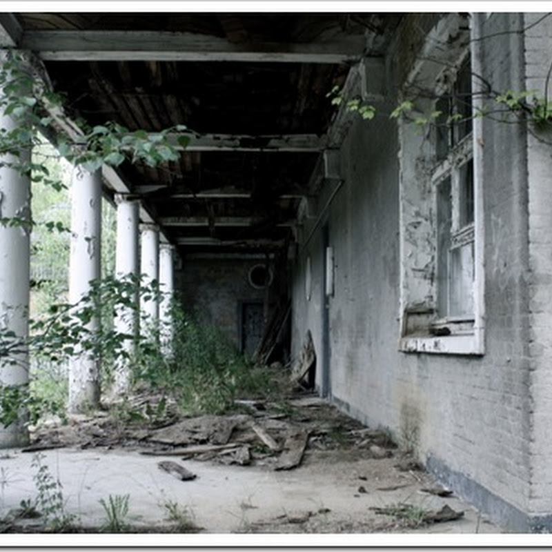 Explorando o complexo militar abandonado de Krampnitz