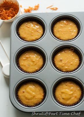 carrot cupcake 4