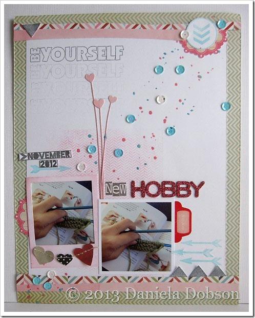 New hobby by Daniela Dobson