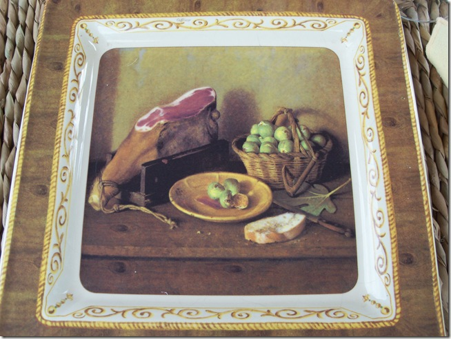 Italian table 033