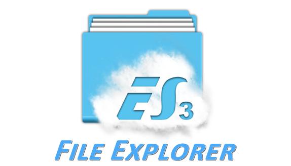 es file explorer apk android 2.3