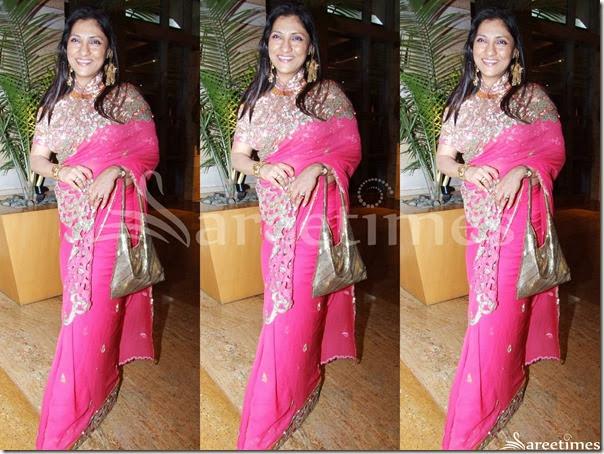 Aarti_Suredranath_Pink_Saree
