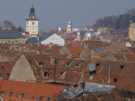 Cladiri istorice Romania: Turnul Sfatului
