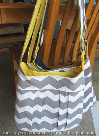 chevron gray and yellow bags (15)