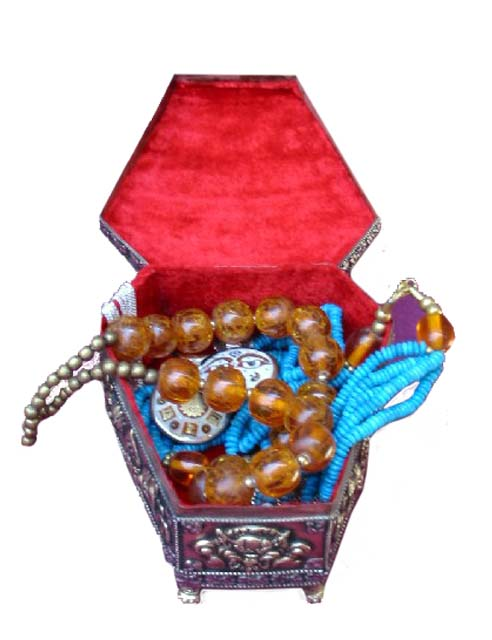 Ornaments Jewelry Box 