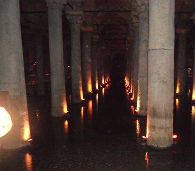 Basillica Cistern 2