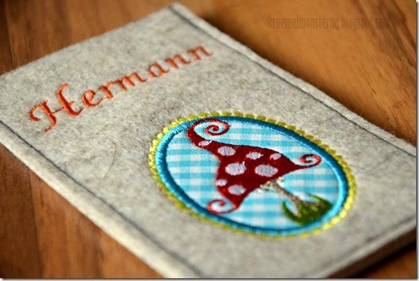 Handytasche für Hermann