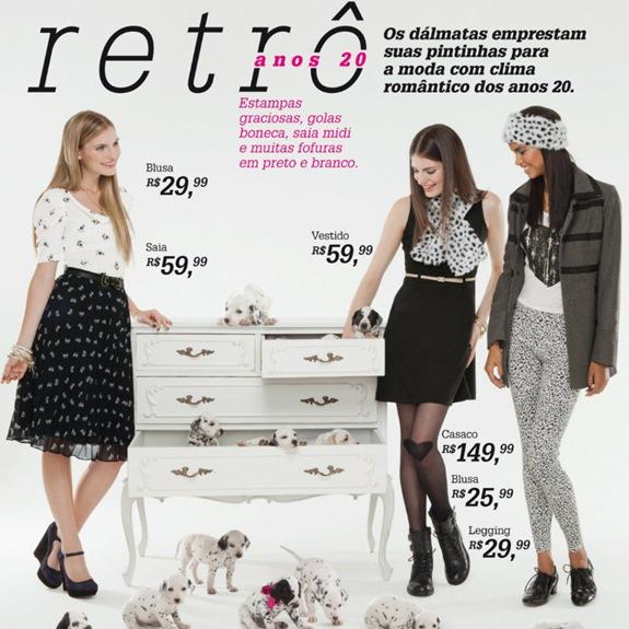 Marisa Coleção Outono-Inverno 2012 nas lojas a partir do dia 06 de março. (3)