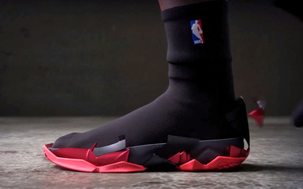 new product 74c21 59e36 James Gears Up with LeBron 11 Away in Nike Basketball Video | NIKE ...