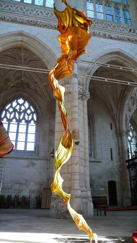 Esculturas papel Peter Gentenaar 06