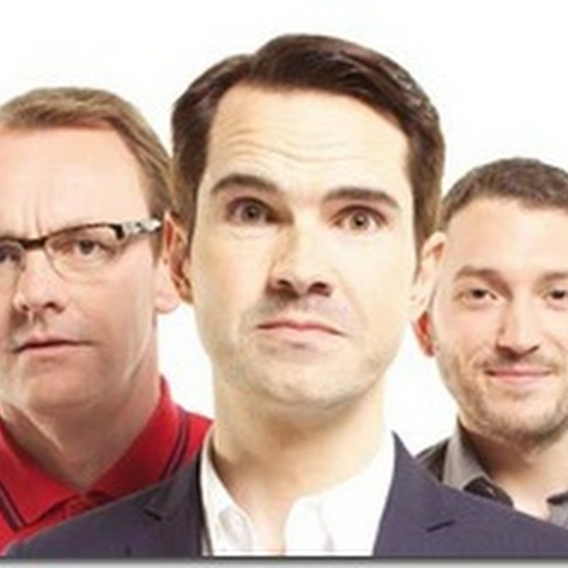 """Not Golf, But Very Funny Julian """"Assange"""" Skit from Sean Lock!"""