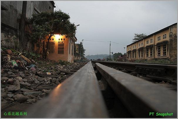 老街火车路