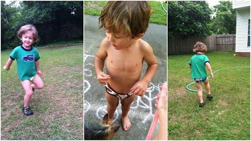 litt white boys naked
