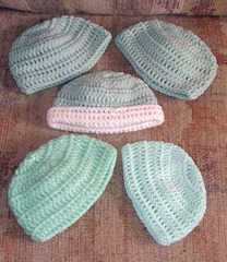 Hats greens