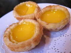 Baked Mini Egg Tart