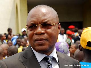 Flory Kabange Numbi, procureur général de la RDC. Radio Okapi/ Ph. John Bompengo
