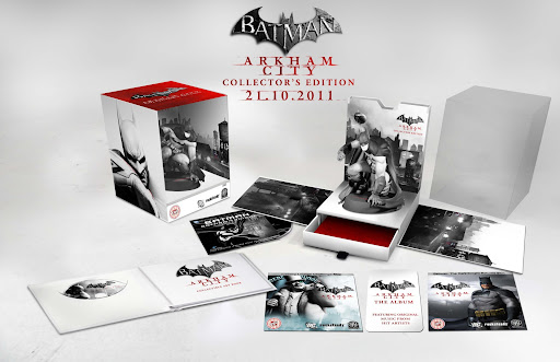 Batman Arkham City CE