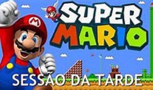 Super Mario na sessão da tarde