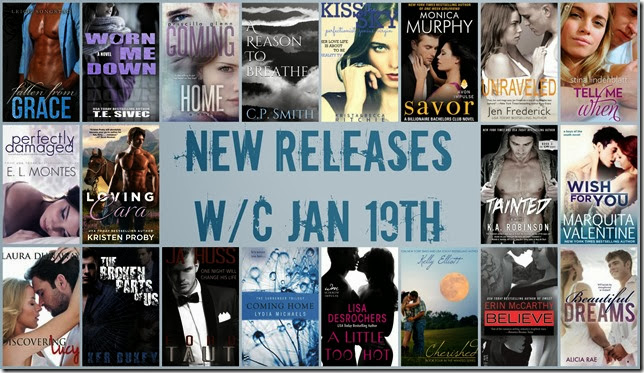 new releases jan 19th