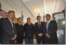 El nuevo representante del Ministerio de Trabajo bonaerense fue presentado en un acto en las instalaciones de la Delegación Regional en Mar del Tuyú.