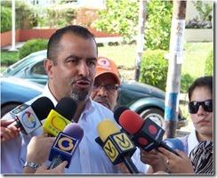 Alberto Maldonado - Presidente de Fetratáchira y secretario general del Sindicato de la Construcción