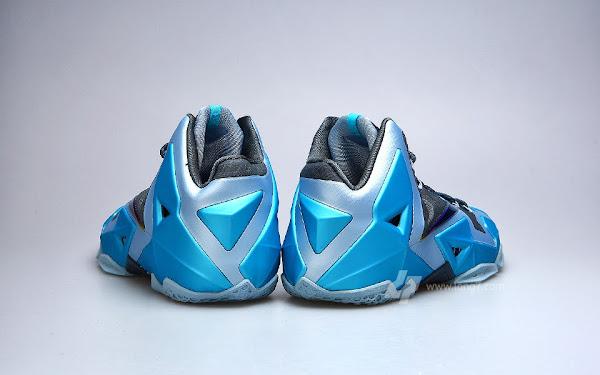 Beauty Shots  Nike LeBron XI 11 Armory amp Gamma Blue