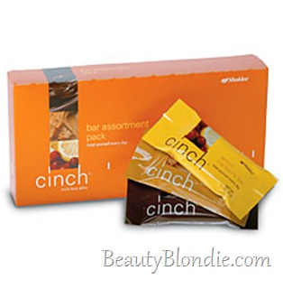 Shaklee Cinch Snak Bars