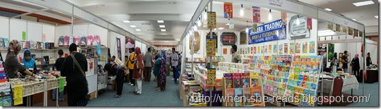 Brunei book fair 2012