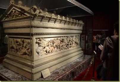 Istanbul Necropolis of Sidon
