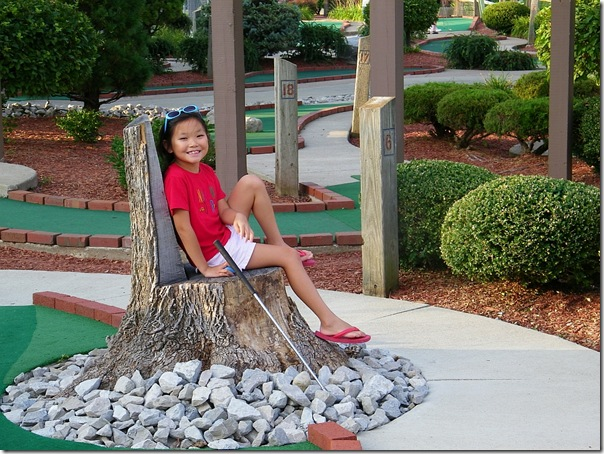mini golf abby