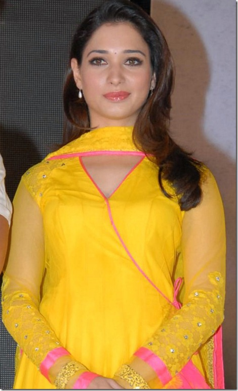 Actress Tamanna Cute Pictures at Mr Pellikoduku Audio Launch