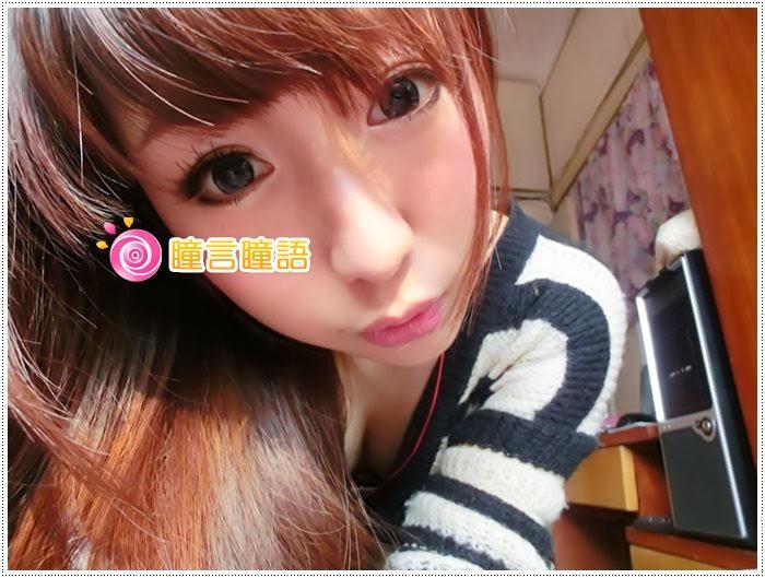 日本ROYAL VISION隱形眼鏡-Summer Doll咖CIMG1062