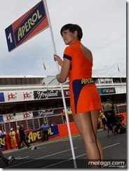 Paddock Girls Gran Premi Aperol de Catalunya  03 June  2012 Circuit de Catalunya  Catalunya (6)