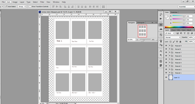 how to delete a template on photoshop intext photoshop
