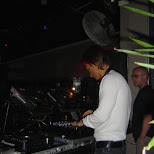 david guetta at lot 332 in Toronto, Ontario, Canada